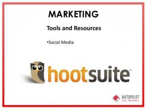 Marketing Automation - Hootsuite