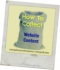 #45 – How to Collect Web Content