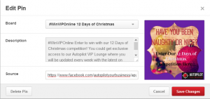 Cross-Platform Promotions: Make Your Holiday Season Campaign Pinteresting!