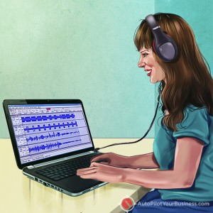 Tools for Content Creation: Audacity