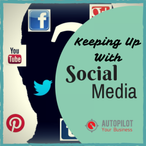 Social Media Tools: How to Keep Up with Your Topics