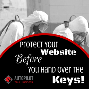 Protecting Your Website
