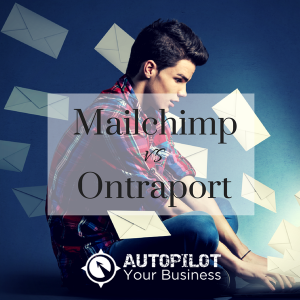 Mailchimp vs Ontraport