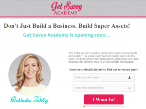 Get_Savvy_Opt_In_Page