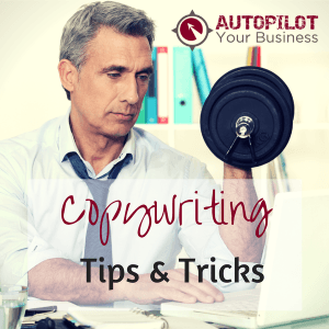 #84 – Copywriting Tips and Tricks
