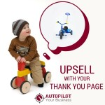 How to Make Your Thank You Page an Upsell Page