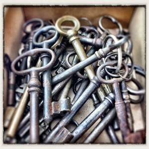 Which is the key to your keywords? Image: stoneysteiner on Flickr