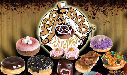 Voodoo Doughnut Content Marketing