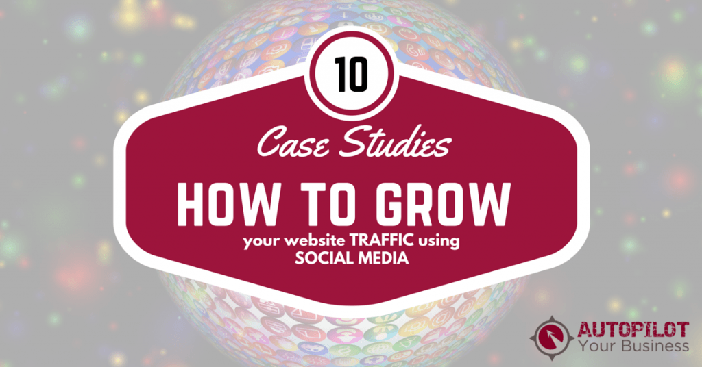 How to Grow your Website Traffic with Social Media