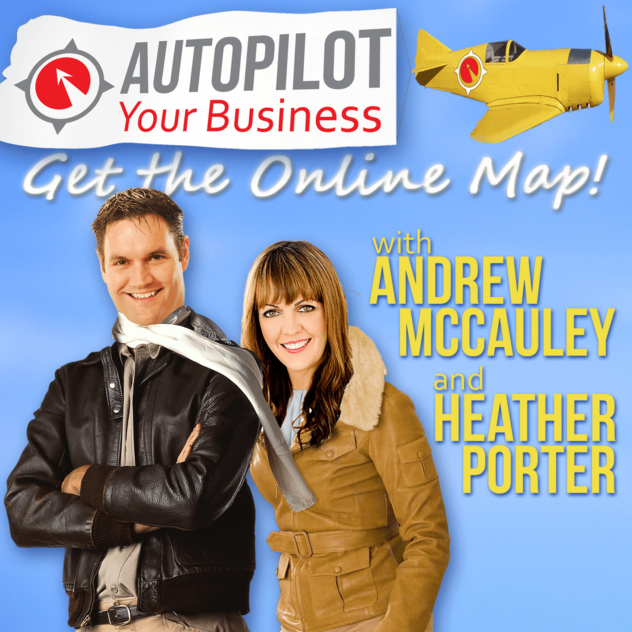Autopilot Your Business - Online Marketing, Business Automation and Social Media Podcast
