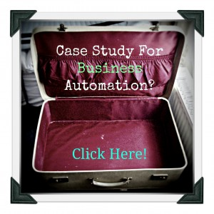 Case Study on Business Automation