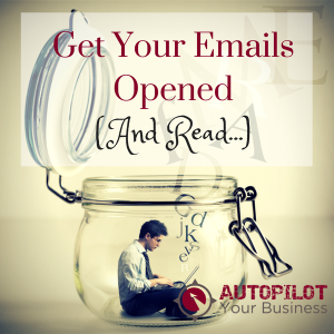 Get Your Emails Opened