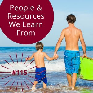 #115 – Business Mentors, Books and Podcasts We Get Inspiration From
